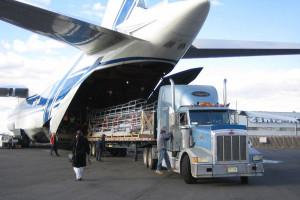 Перевозки грузов воздушным транспортом
